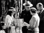 S1_Queen_RL 19939 Julia Parker Presenting Basket to Queen Elizabeth II